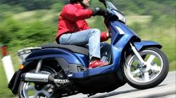 Kymco People S 200 2010 #7