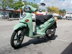 Kymco People S 50 4T 2006 #14