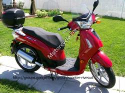 Kymco People S 50 4T 2006 #3