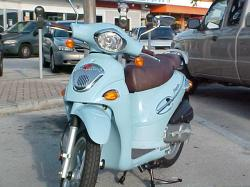 Kymco People S 50 4T 2006 #6