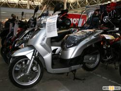 Kymco People S 50 4T 2006 #9