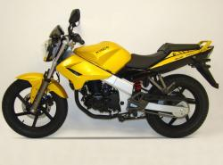 Kymco Quannon Naked 125 2010 #10