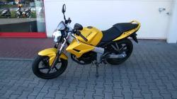 Kymco Quannon Naked 125 2010 #4