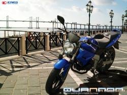Kymco Quannon Naked 125 2010 #5