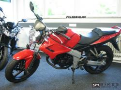 Kymco Quannon Naked 125 2010 #9