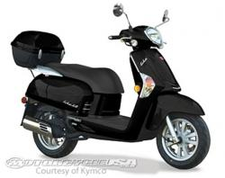 Kymco Scooter #2