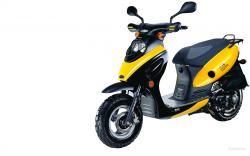 Kymco Top Boy 50 Off Road