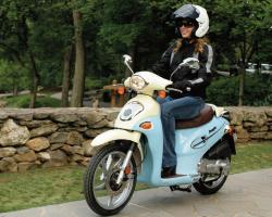 Kymco Top Boy 50 On Road 2007 #2