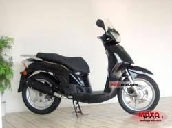 Kymco Top Boy 50 On Road 2007 #4
