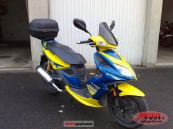 Kymco Top Boy 50 On Road 2007 #5