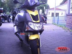 Kymco Top Boy 50 On Road 2007 #6