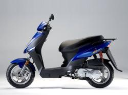 Kymco Top Boy 50 On Road 2007 #7