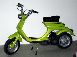 Extremely rare Lambretta Due 50