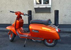 Lambretta Scooter #10