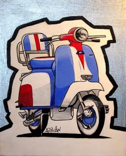 Lambretta Scooter #15