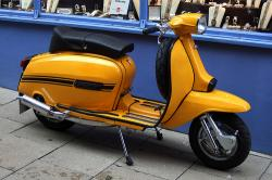 Lambretta Scooter #2
