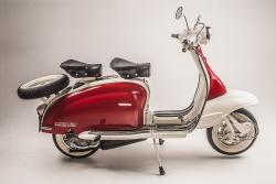 Lambretta Scooter #3