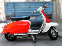 Lambretta Scooter #4