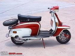 Lambretta Scooter #5