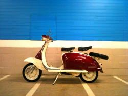 Lambretta Scooter #6