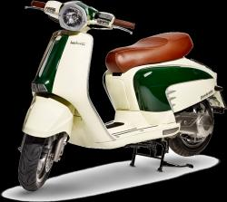 Lambretta Scooter #8