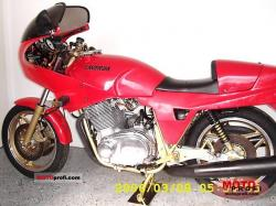 Laverda 600 SFC (reduced effect) 1988 #3