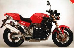 Laverda 650 Ghost Legend 1998