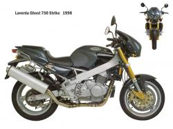 Laverda 750 Ghost Strike