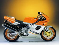 Laverda 750 Ghost Strike #9