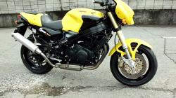 Laverda Ghost Strike #5