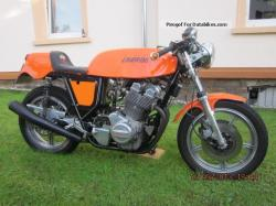 Laverda Naked bike