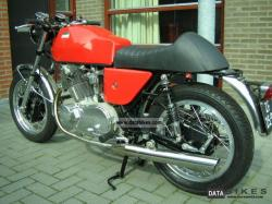 Laverda Naked bike #4
