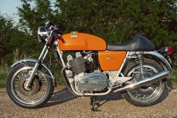 Laverda Naked bike #6