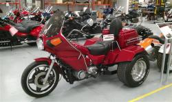Lehman Trikes Renegade Road King 2010 #12