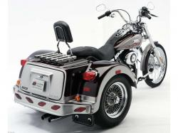 Lehman Trikes Renegade Road King 2010 #4