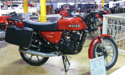 Maico MD 250 WK: Old Bikes Never Go Old
