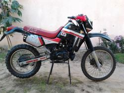 Turn Obstacles to Zero with Vintage Malaguti 125 YLC