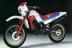 1986 Malanca 125 Mark Enduro