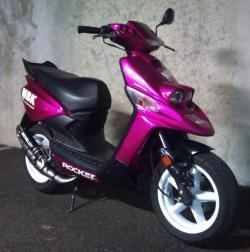 MBK Scooter #7