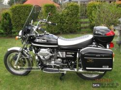 Moto Guzzi California III Injection 1991