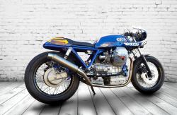 Moto Guzzi Mille GT (reduced effect) #11