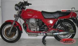 Moto Guzzi Mille GT (reduced effect) 1987