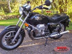 Moto Guzzi Mille GT (reduced effect) 1988