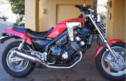 Moto Guzzi Mille GT (reduced effect) 1989 #4