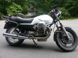 Moto Guzzi Mille GT (reduced effect) 1989 #8
