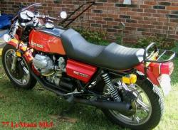 Moto Guzzi Mille GT (reduced effect) 1990 #10