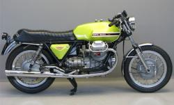 Moto Guzzi Mille GT (reduced effect) 1990 #13