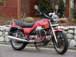 Moto Guzzi Mille GT (reduced effect) #3