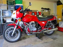 Moto Guzzi Mille GT (reduced effect) #5