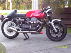 Moto Guzzi Mille GT (reduced effect) #8